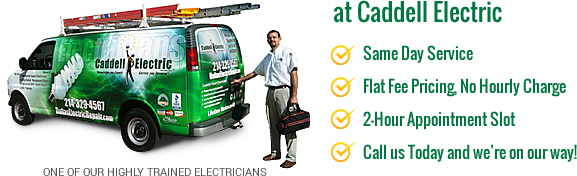 Caddell Electric Services - Dallas / Plano