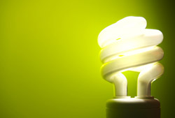 Energy Efficient Bulb